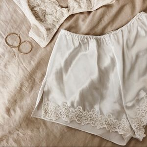 Lace Sleep/Lounge Shorts